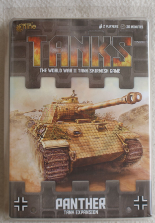 Gale Force Nine Games TANKS06 Panther / Jagdpanther